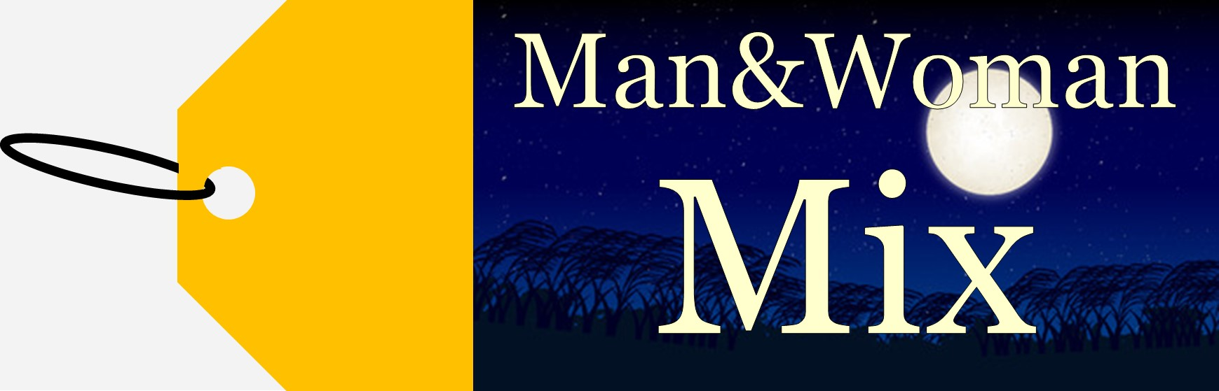 MAN & WOMAN MIX